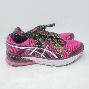 ASICS Gel-Preleus Pink Athletic Running Shoes Size